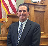 Hart County Magistrate Ricky Alvey